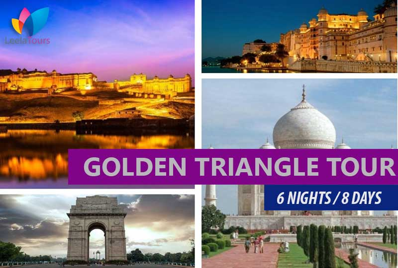 Golden Triangle Tour With Udaipur - 7 Nights